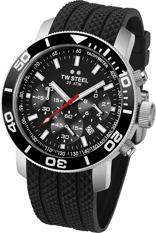 Grandeur Diver Watch by TW Steel in Ballers - Season 1 Episode 10