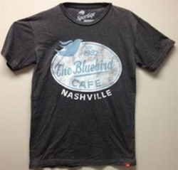 Burnout Tee by Bluebird Cafe in Nashville