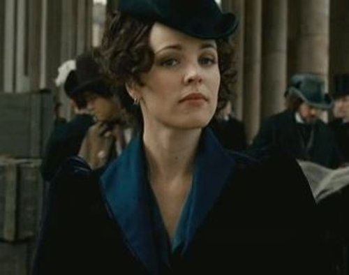 Custom Made Colonial Dress by Jenny Beavan (Costume Designer) in Sherlock Holmes: A Game of Shadows