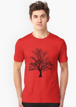 Tree T-Shirts by RedBubble in The Big Bang Theory