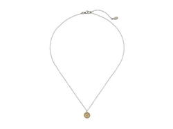 "Mini Floating ""O"" Necklace by Anna Beck in Ride Along 2"