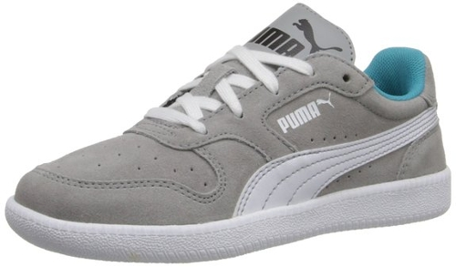 Icra Trainer Suede JR Sneaker by Puma in Boyhood
