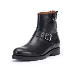 Brayden Leather Engineer Boots by Frye in Shadowhunters