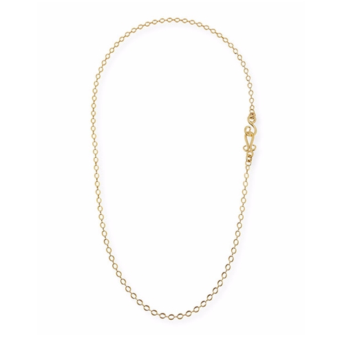 Galaxy Gold-Plated Chain Necklace by Stephanie Kantis  in The Bachelorette - Season 12 Episode 11