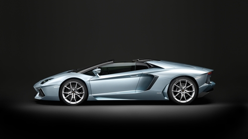 Aventador LP 700-4 Roadster Coupe by Lamborghini in Ballers - Season 1 Episode 8