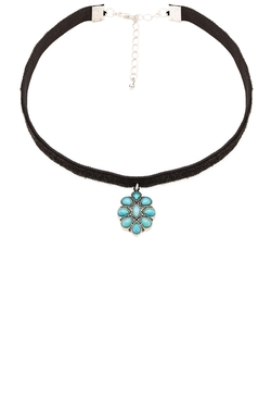 Electric Daze Navajo Choker Necklace by Child of Wild in The Last Witch Hunter