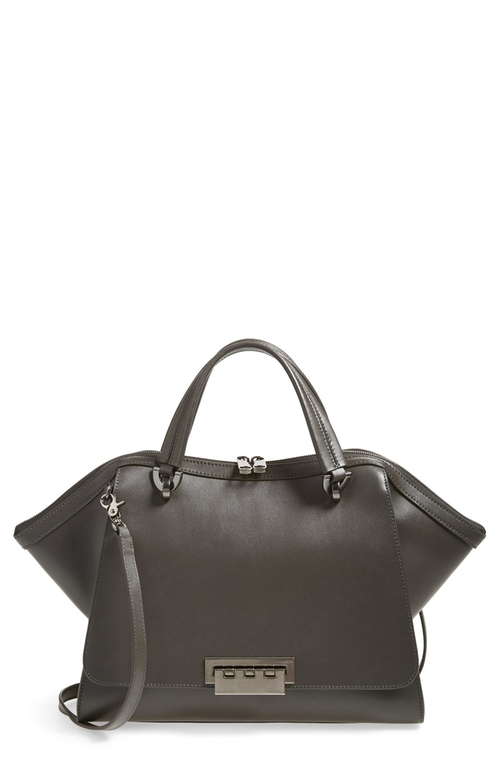 'Eartha Jumbo' Double Handle Bag by Zac Zac Posen in Scandal