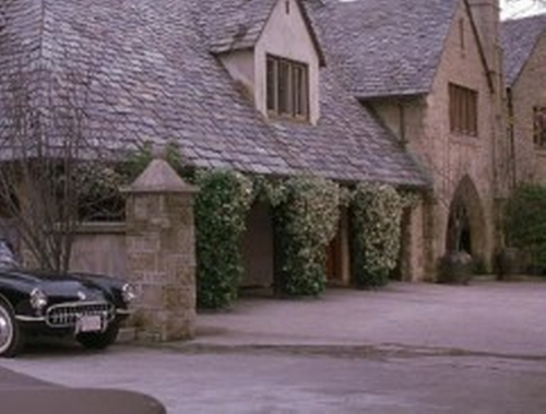 918 North Alpine Drive, Beverly Hills (Depicted as George Jung's Mansion) Los Angeles, California in Blow