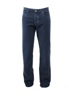 Basic Fit Denim Pants by Brunello Cucinelli in The Walk