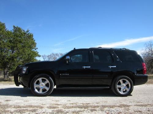 2007 Tahoe SUV by Chevrolet in John Wick