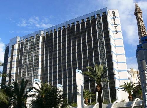Bally's Las Vegas, Nevada in The Hangover