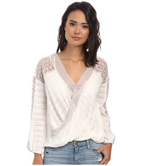 Valley City Top by Free People in Magic Mike XXL