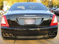 2009 Quattroporte Sedan by Maserati in Need for Speed