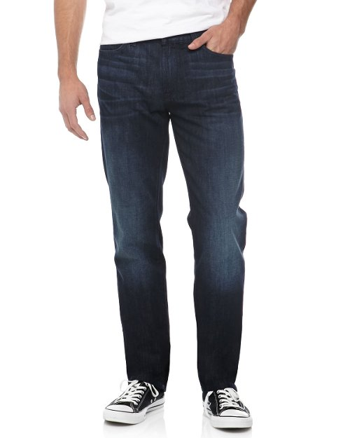 Slimmy Straight-Leg Jeans by 7 For All Mankind in The Best of Me