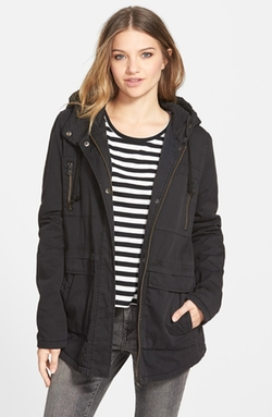 'Stand Up' Jacket by Volcom in Pretty Little Liars