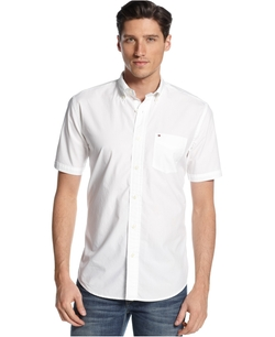Short Sleeve Maxwell Shirt by Tommy Hilfiger in My All American