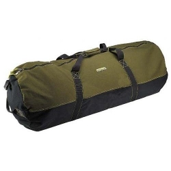 Cotton Canvas Duffle Bag by Ledmark in Fast Five
