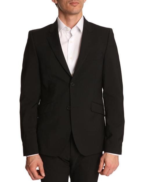 Wall street black wool jacket by ACNE STUDIOS in This Is Where I Leave You