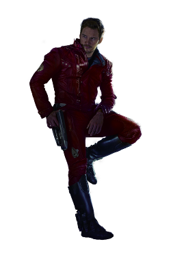 Custom Made Costume (Peter Quill / Star-Lord) by Alexandra Byrne (Costume Designer) in Guardians of the Galaxy