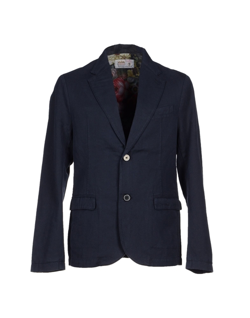 Lapel Collar Blazer by Department 5 in Safe House