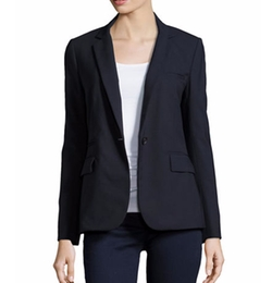 Classic Crepe Jacket by Veronica Beard in Power