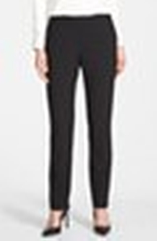 Irving Stretch Wool Pants by Lafayette 148 New York in Joy