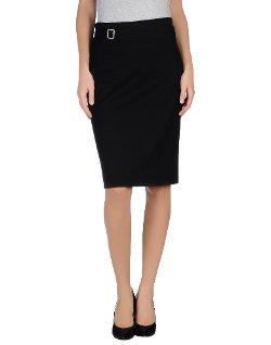 Knee Length Skirt by Hugo Boss in The Town