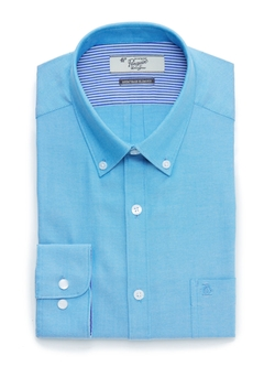 Solid Dress Shirt by Original Penguin in Love