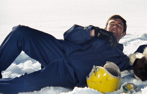 Custom Made Snow Trousers by Willy Bogner (Costume Designer) in On Her Majesty's Secret Service