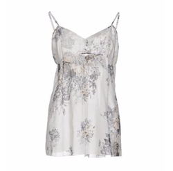 Floral Top by Twin-Set Simona Barbieri in New Girl