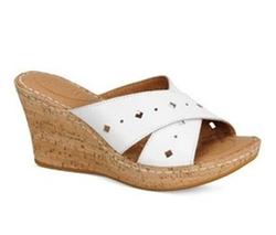 Wedge Sandals by Born in Pitch Perfect 2