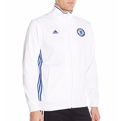 Chelsea FC 3 Stripe Track Jacket by Adidas in Empire