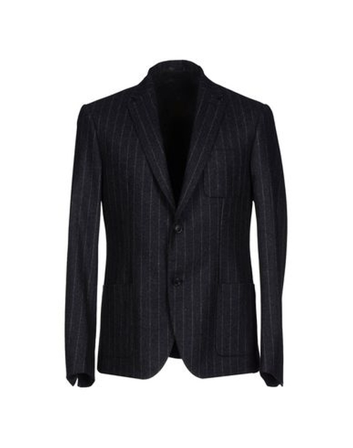 Stripe Blazer by Mauro Grifoni in Victor Frankenstein