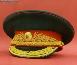 Army General's Dress Visor Hat by CollectRussia in Mission: Impossible - Ghost Protocol