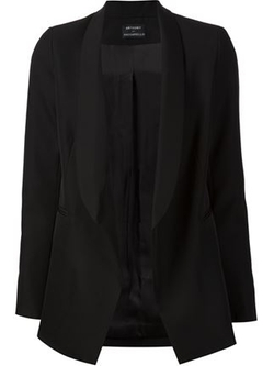 Shawl Lapel Blazer by Anthony Vaccarello in How To Get Away With Murder