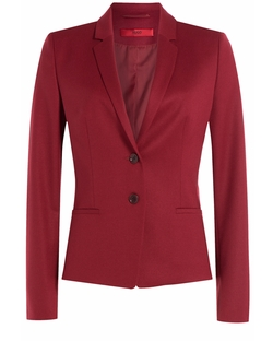Wool Blazer by Hugo in Scandal