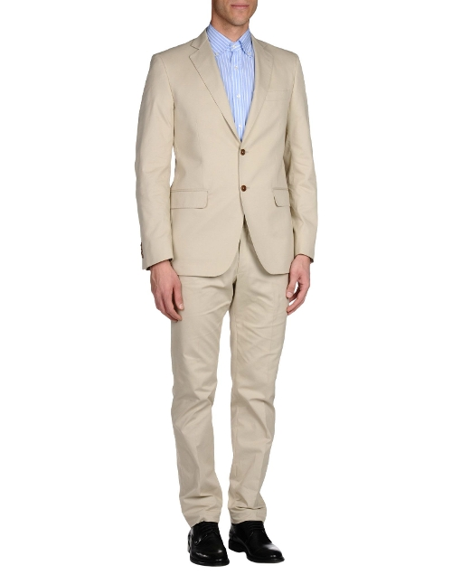 Plain Weave Suit by Tambolino in The Longest Ride