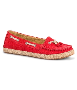 Ariana Casual Loafer Shoes by UGG in Sinister 2