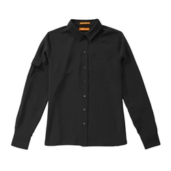 Silk Boyfriend Shirt by Joe Fresh in The Flash