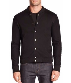 Soule Varsity Bomber Jacket by Hugo Boss in Joshy