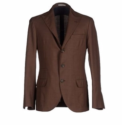Single-Breasted Blazer by Brunello Cucinelli in Empire