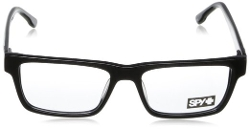 Drake Rectangular Eyeglasses by Spy in Thor