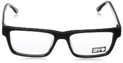 Drake Rectangular Eyeglasses by Spy in Thor