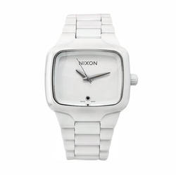 Automatic Dial Ceramic Watch by Nixon in Ballers