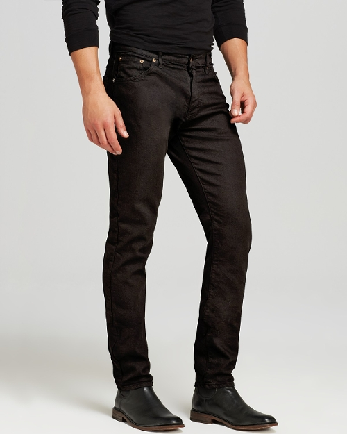 Martin Slim Fit Denim Jeans by Raleigh Denim Jeans in Trainwreck