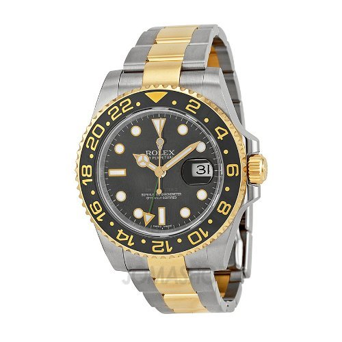 GMT-Master Black II Automatic Watch by Rolex in The Town