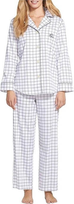 Sateen Pajama Set by Lauren Ralph Lauren in Pretty Little Liars