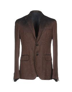 Multi Color Blazer by Dsquared2 in Anchorman 2: The Legend Continues