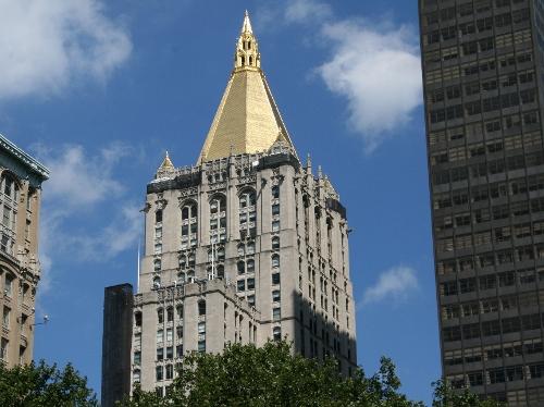 New York Life Insurance Company New York City, New York in Marvel's The Avengers