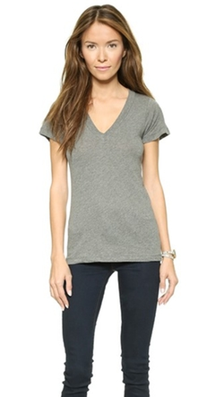 Short Sleeve V Neck T-Shirt by LNA in Paper Towns